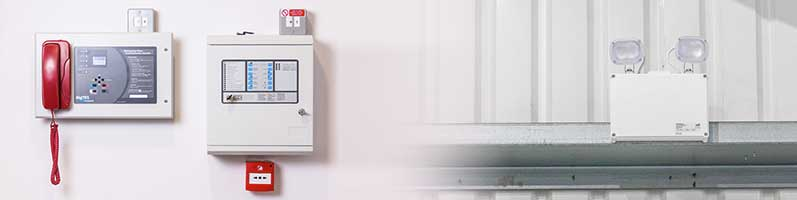 Fire Alarms & Emergency Lighting