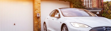 Electric vehicle home charging